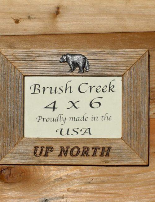 Branded Frame Up North