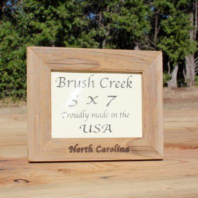 Frame Branded North Carolina