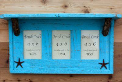 Triple Frame Shelf